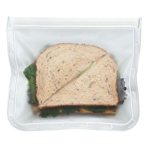 BlueAvocado Re-Zip Seal Reusable Lunch Bag