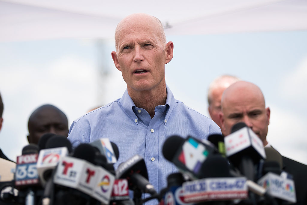 Gov. Rick Scott of Florida