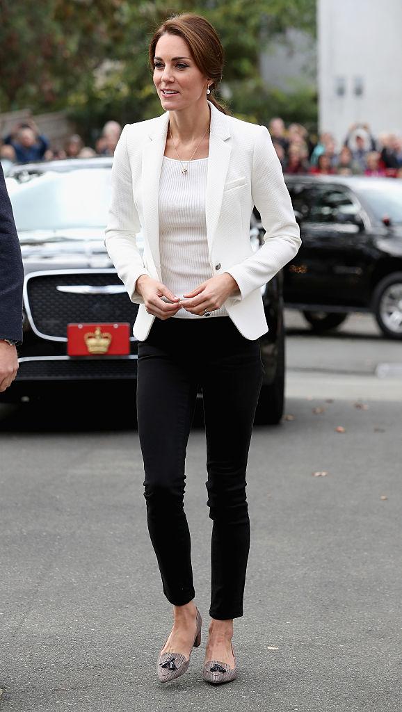 Kate Middleton on a Royal Tour of Canada