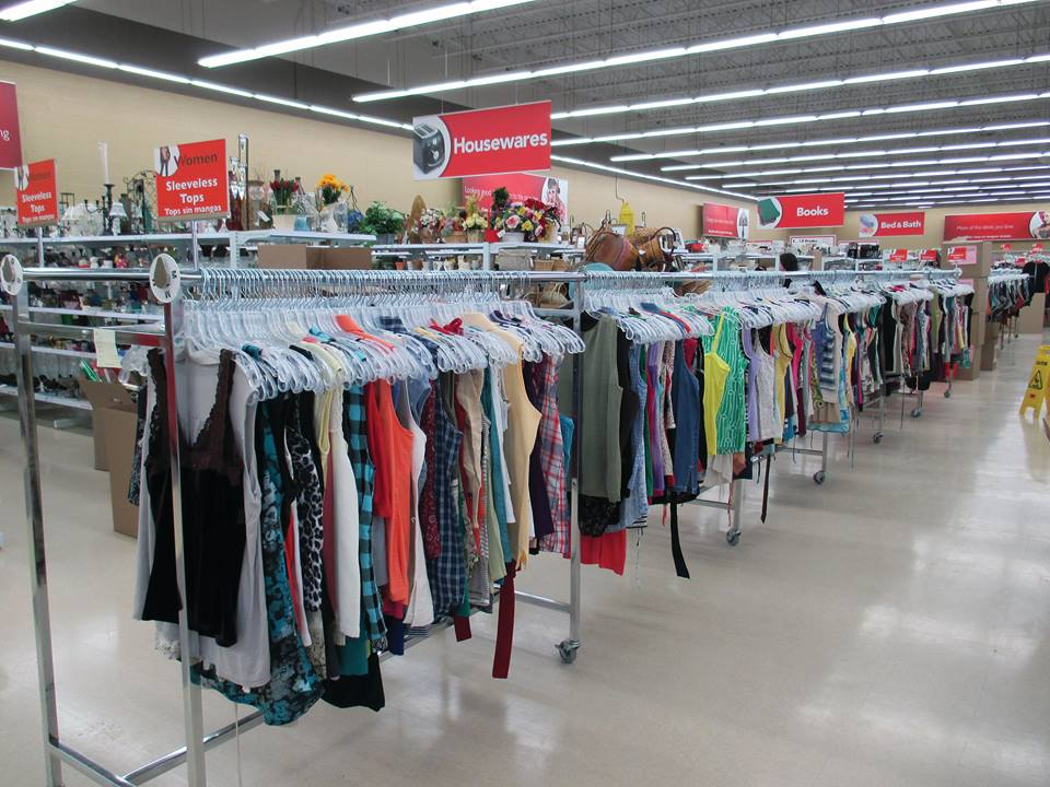 Savers thriftstore