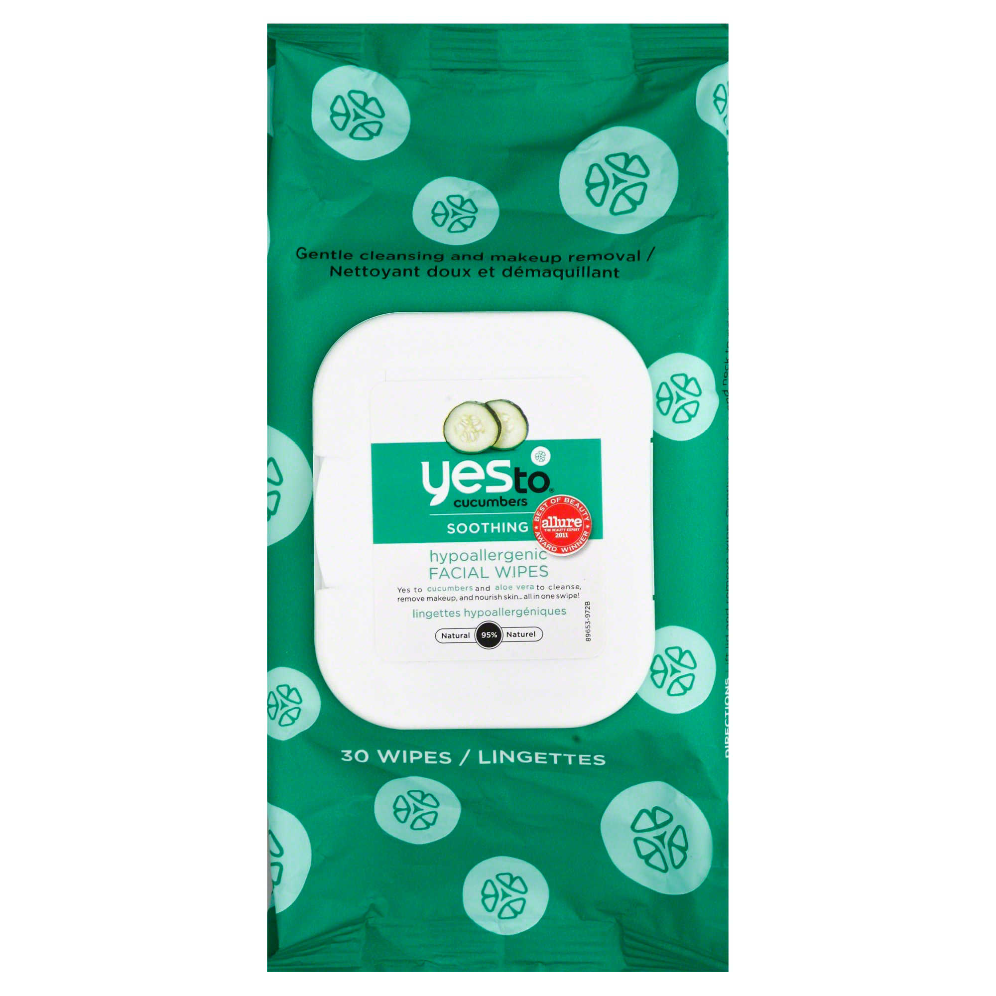 Say Yes To Carrots Face Wipes