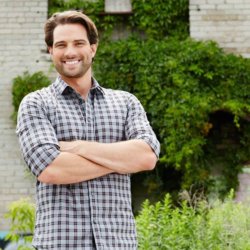 Scott McGillivray on HGTV