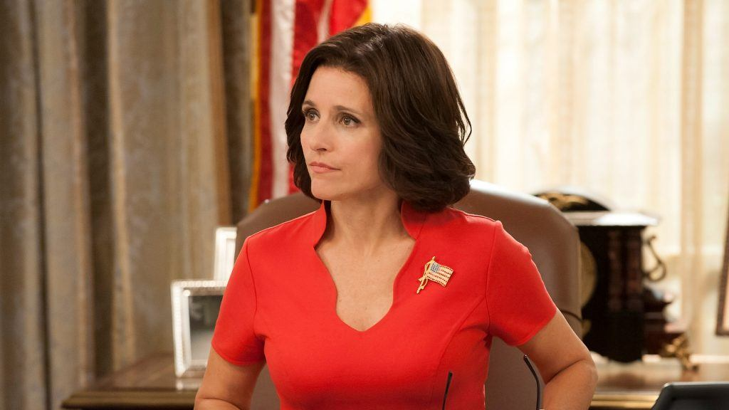 Selina Meyer on Veep.