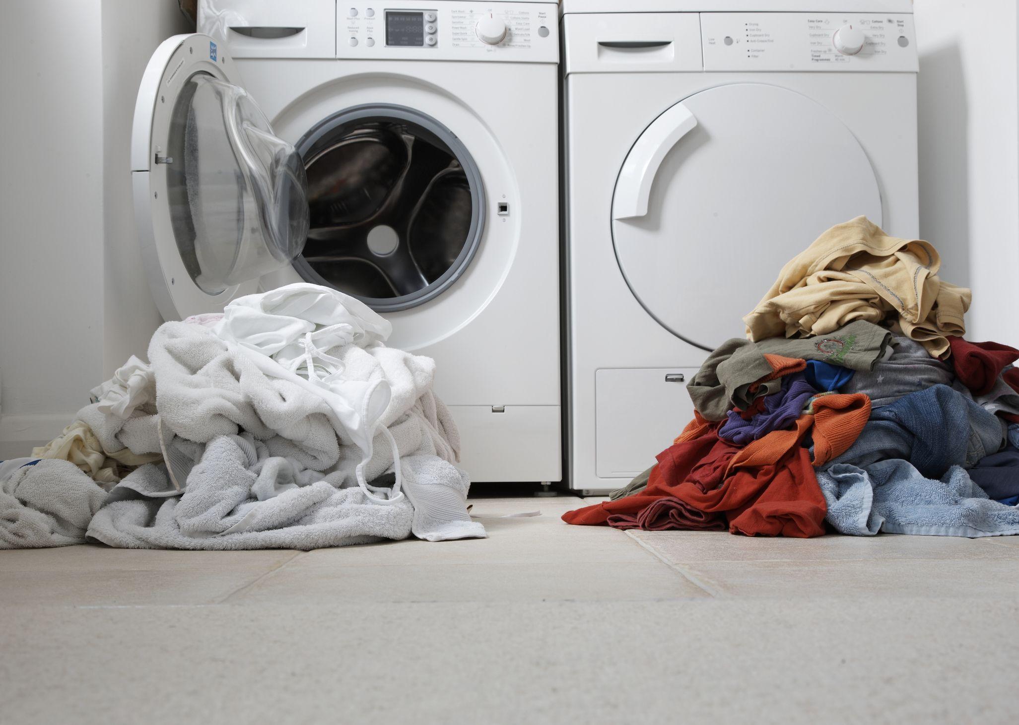 Separating laundry