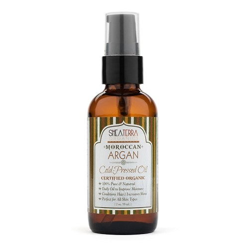 Sheaterra Moroccan Argan Oil