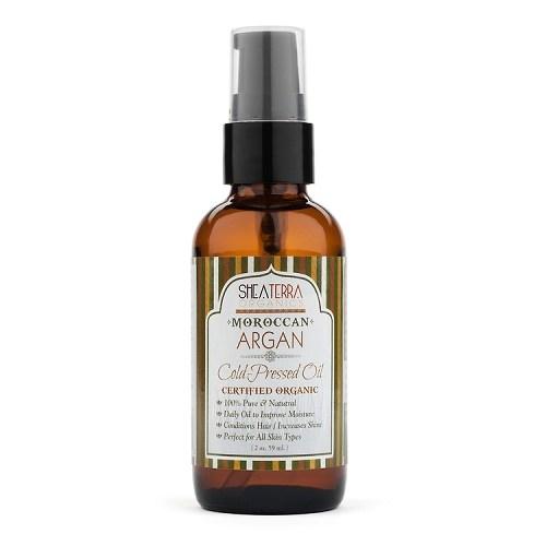 Sheaterra Moroccan Argan Oil