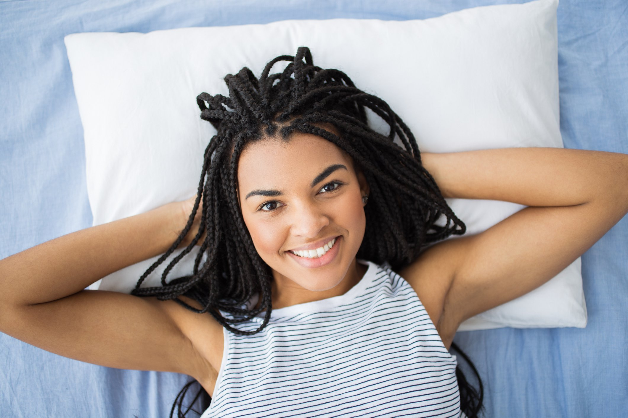 Good Hair Day: How Braiding Your Hair Before Bed Can Get You Your Healthiest Hair Yet