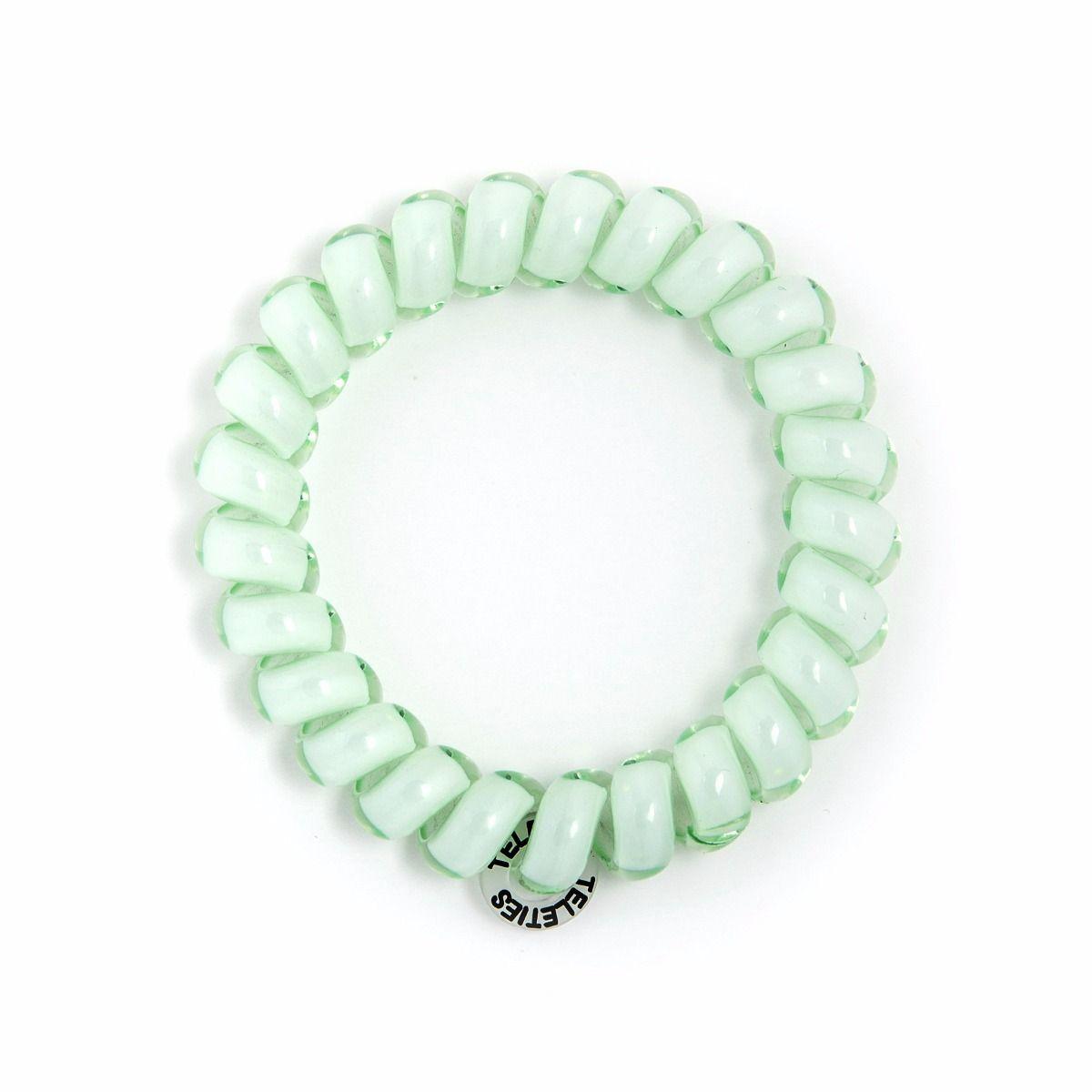 Teleties mint green hair band