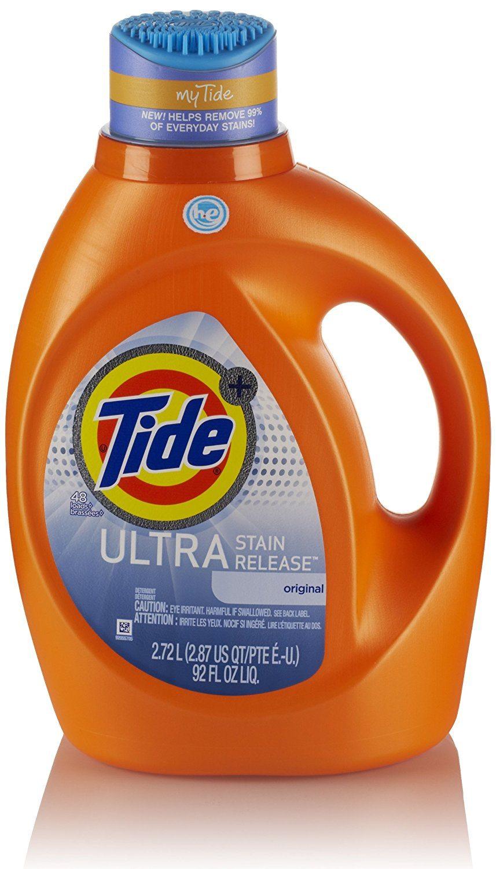 Tide Ultra stain release