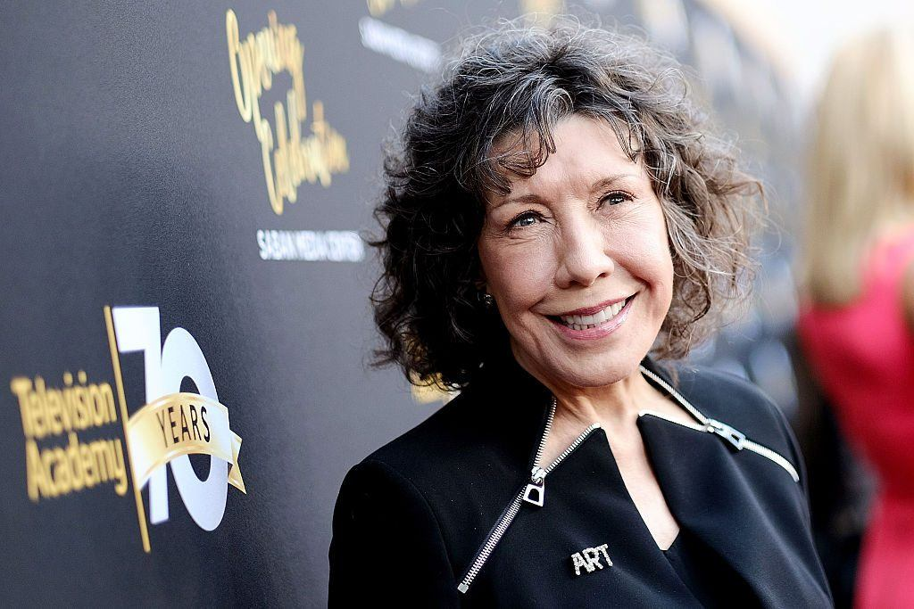 Lily Tomlin in 2016