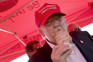 Donald Trump's Eating Habits and What He Gets Ridiculed For the Most