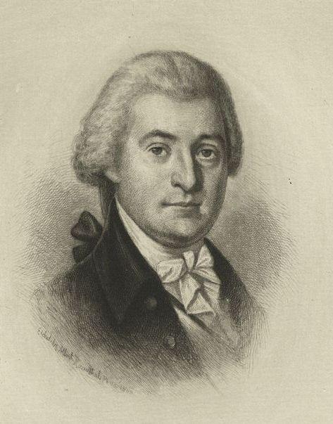 Portrait of William Blount