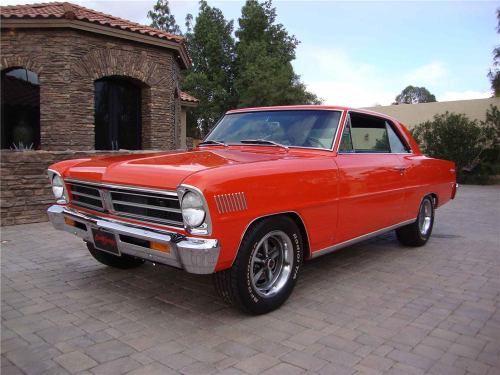 1966 Acadian Canso SD