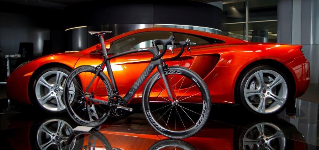 McLaren-Specialized S-Works Tarmac