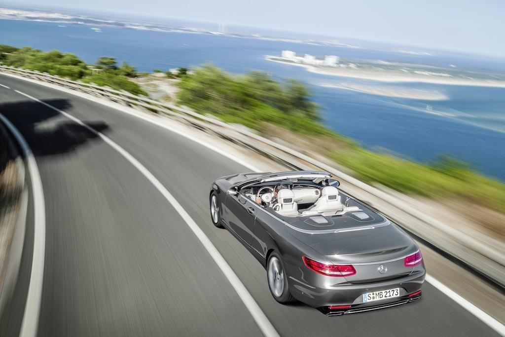 Mercedes-Benz S500 Cabrio