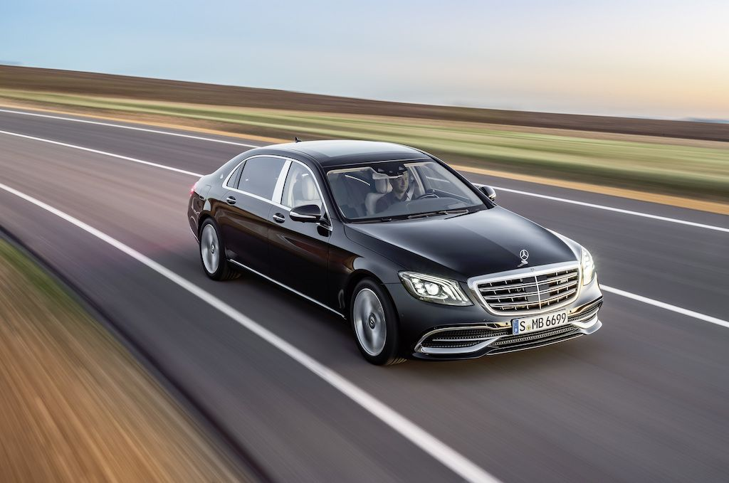 2017 Mercedes Maybach S600