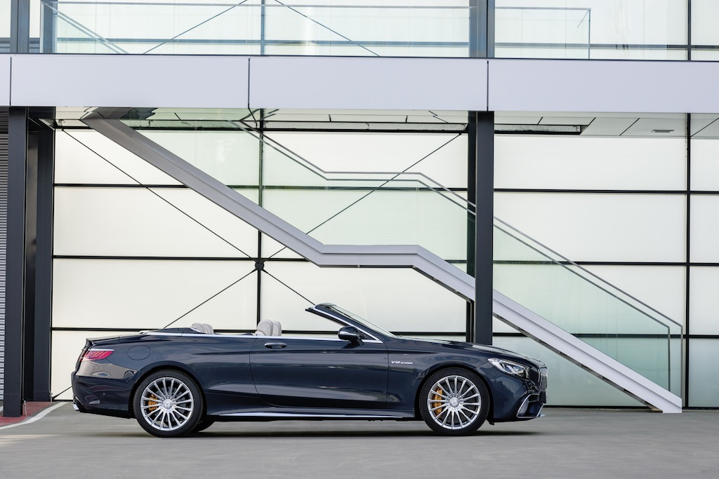 2017 Mercedes-AMG S 65 Cabriolet