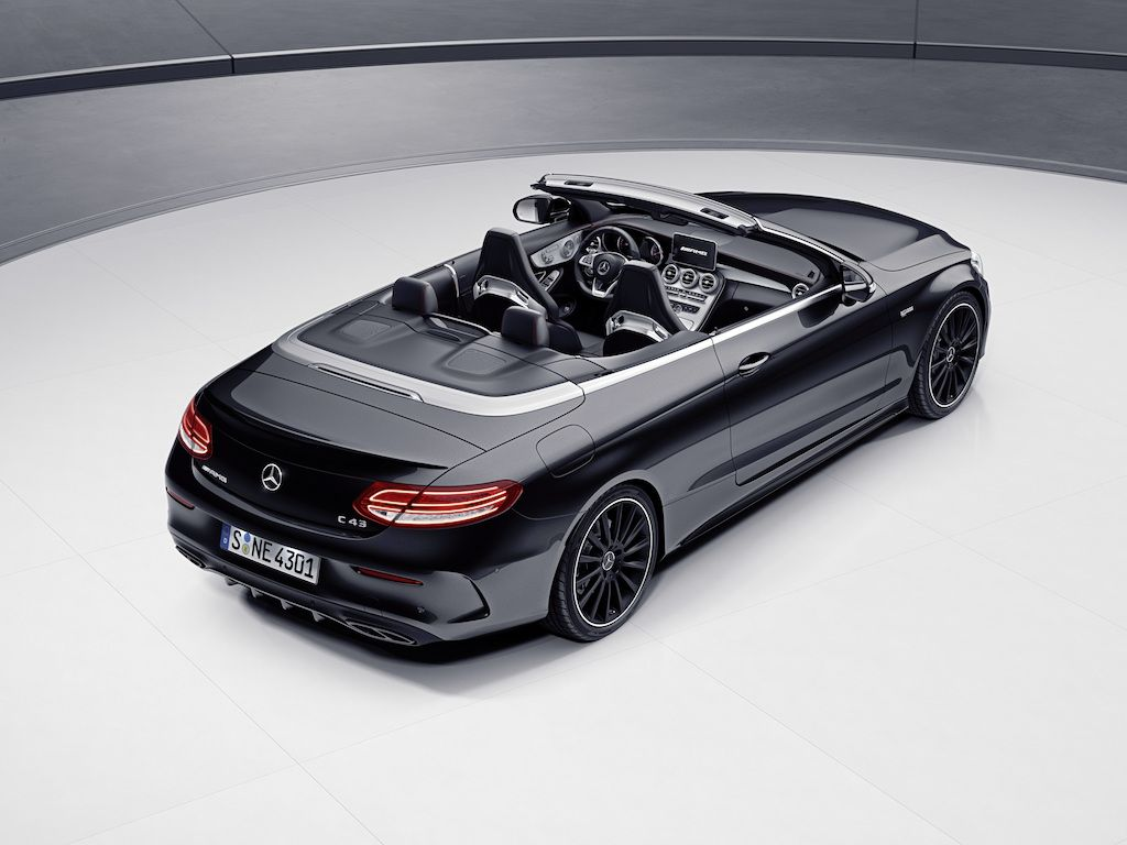 Mercedes-AMG C43 4Matic
