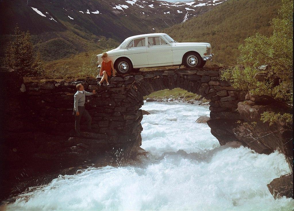 1963 Volvo 122S