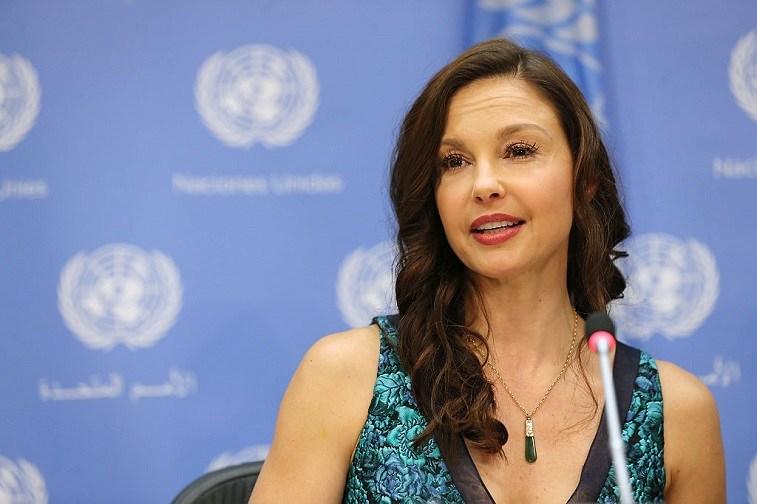 Actress Ashley Judd