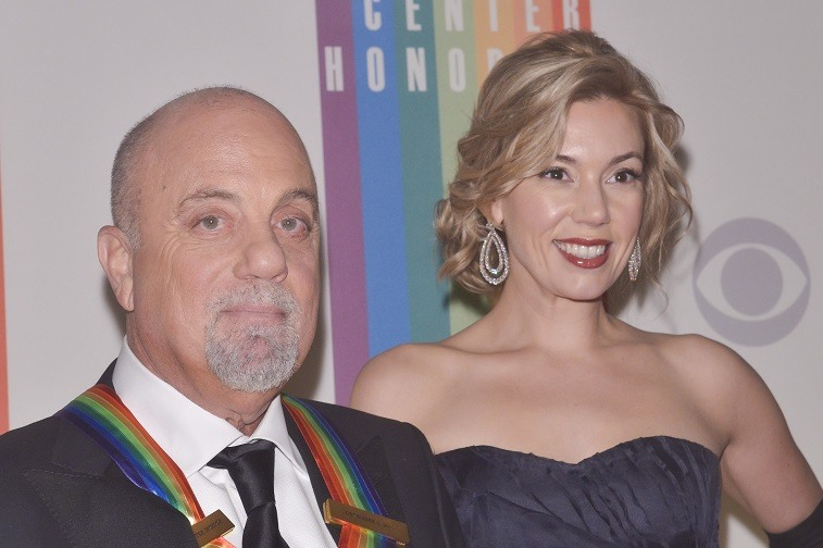 Billy Joel & Alexis Roderick