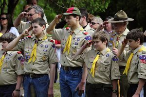 Boy Scouts Open Programs to Girls   Some Girl Scouts Criticize Decision