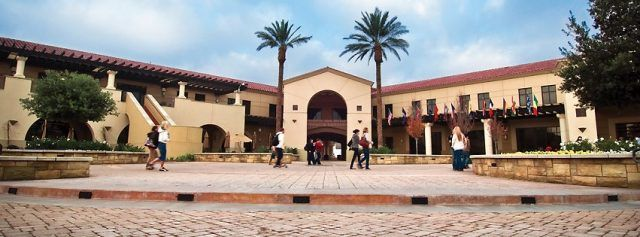 California Baptist University in Riverside, California