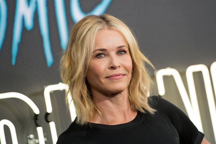 Chelsea Handler Welcomes Lesbian Love After Confirming