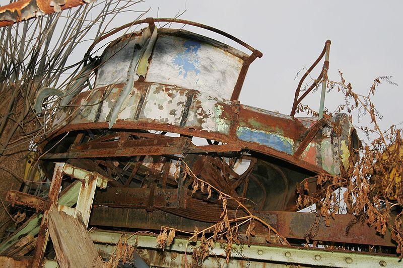 Chippewa Lake Park abandoned amusement park