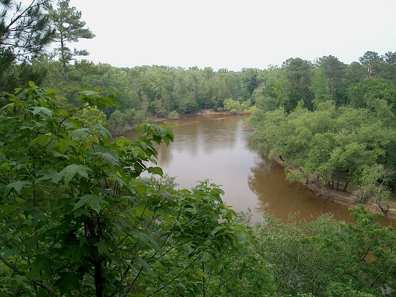 Cliffs of the Neuse