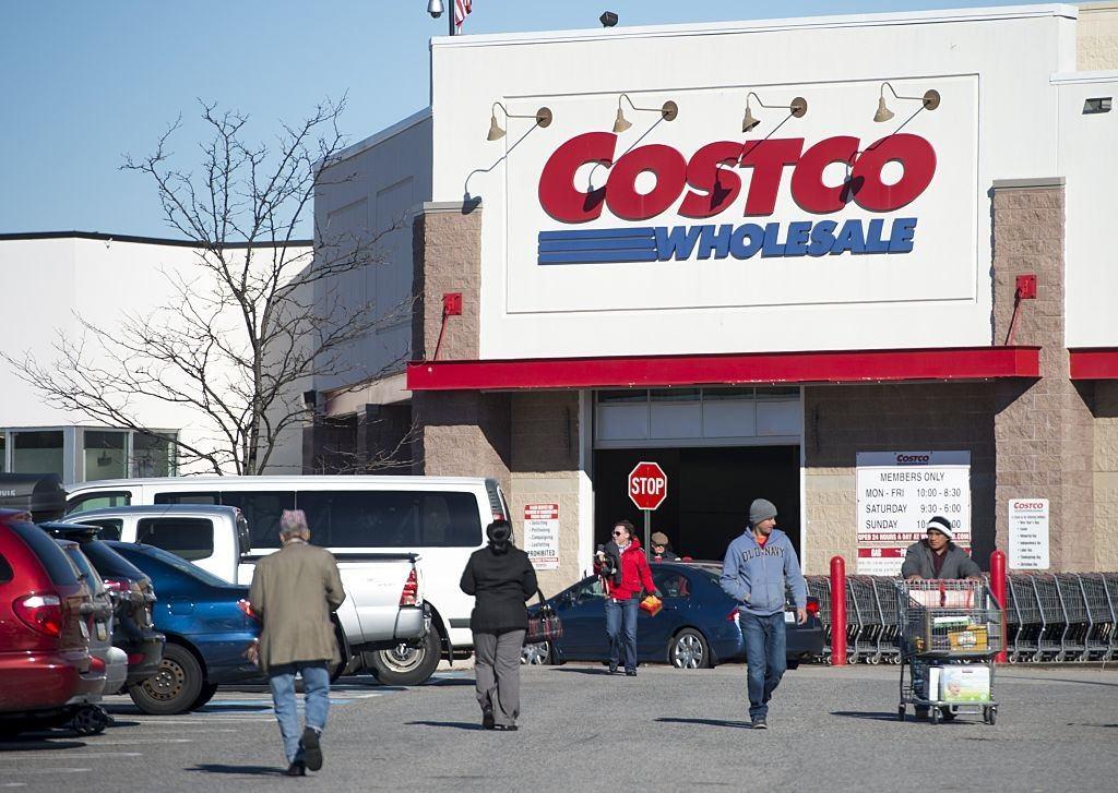 Costco Wholesale warehouse