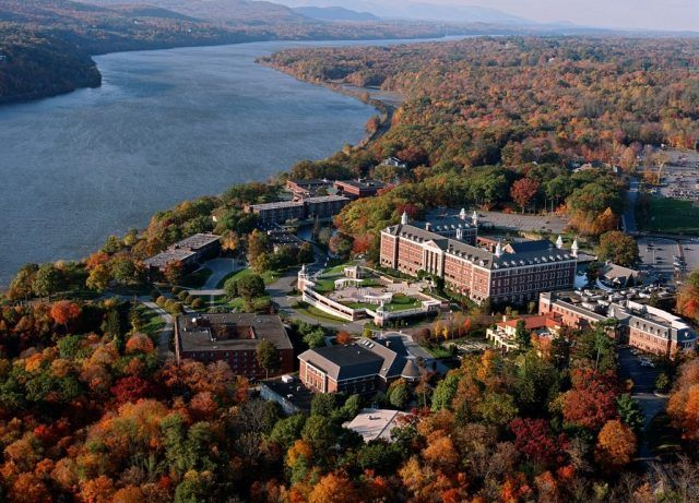 Culinary Institute of America in Hyde Park, New York