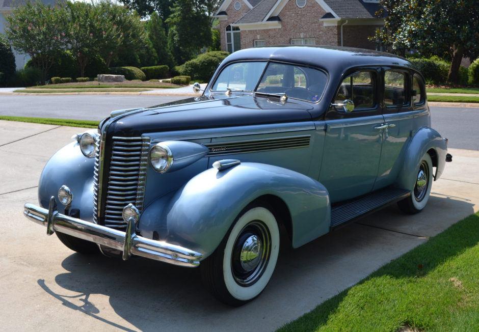 1938 Buick McLaughlin Special