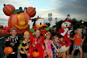 See How Disney Parks Are Celebrating Halloween 2017