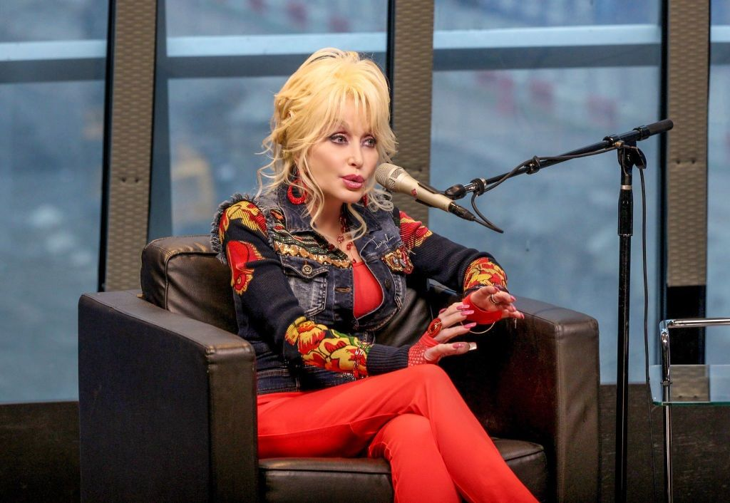 Dolly Parton at Nashville Music City Theatre