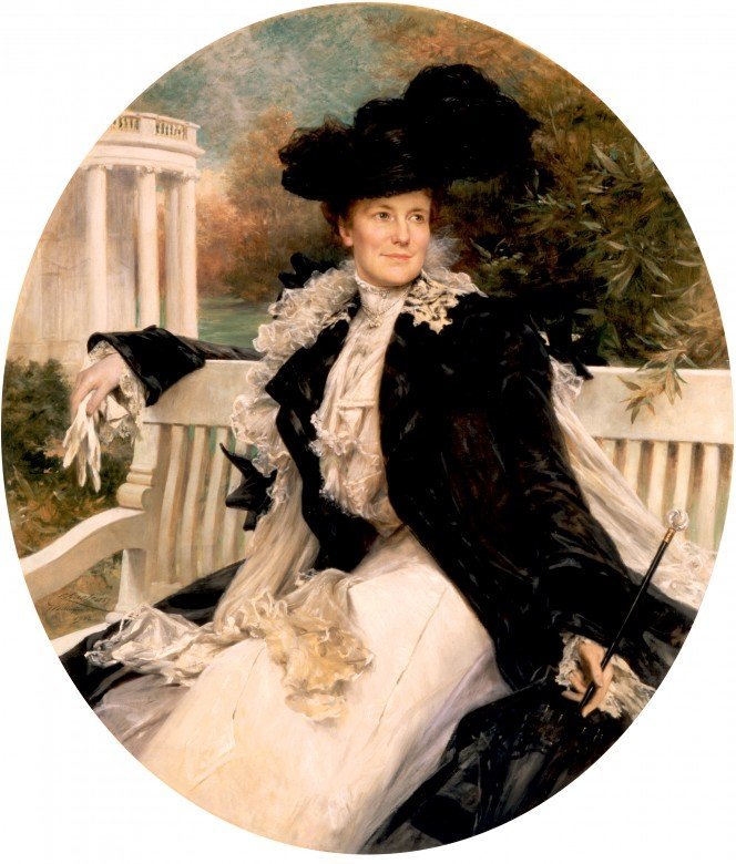 Edith Roosevelt portrait