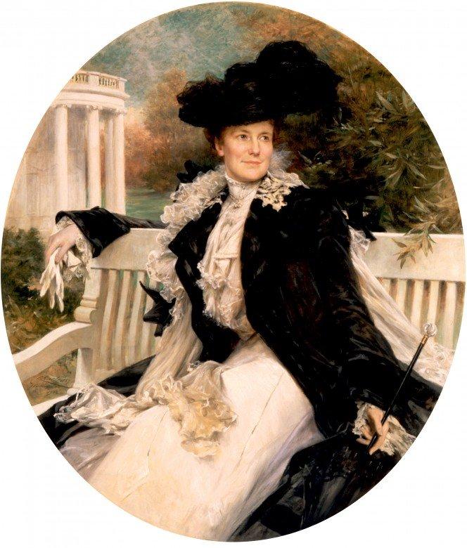 Edith Roosevelt portrait