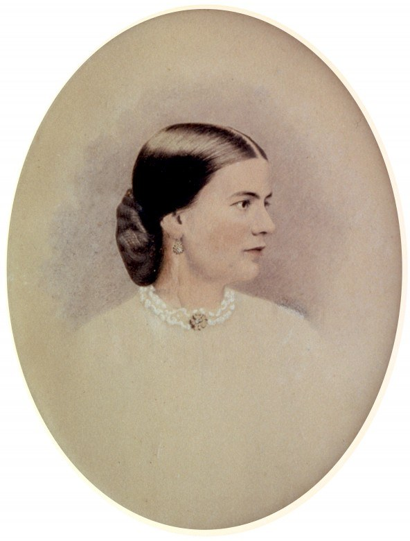 Ellen Arthur portrait