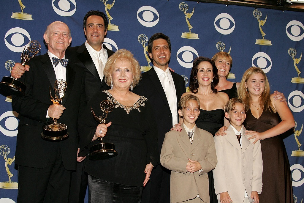 The cast of 'Everybody Loves Raymond'
