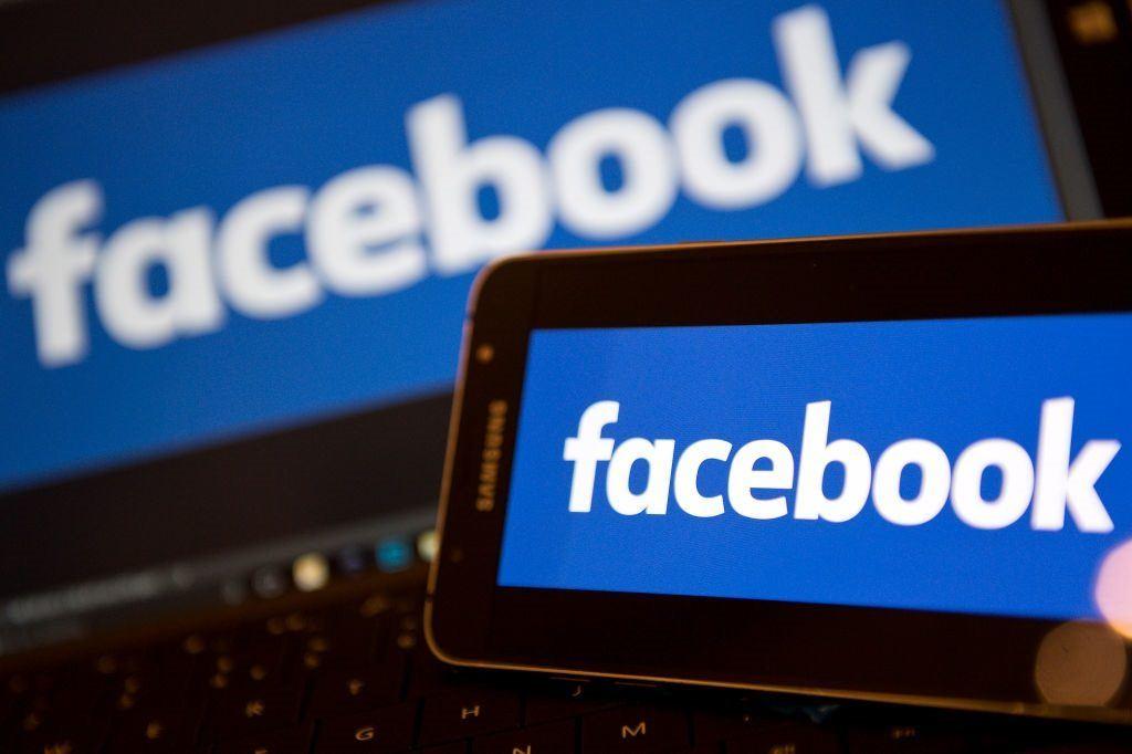Facebook logos