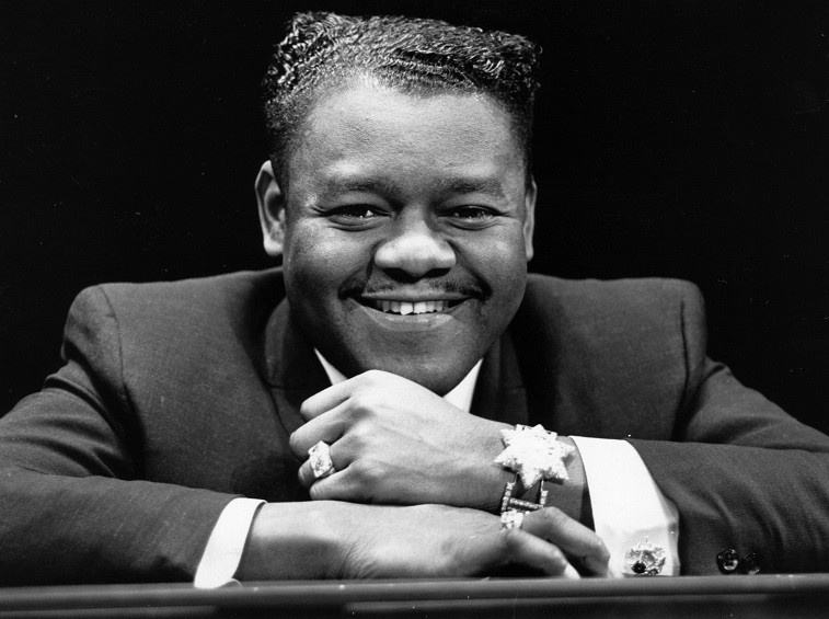 Singer Fats Domino
