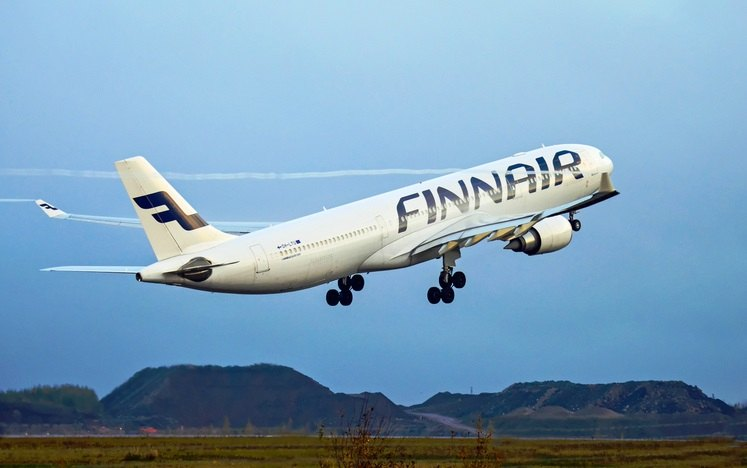 Finnair Airlines Airbus