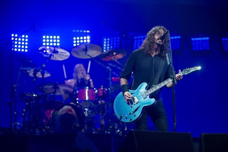 Foo Fighters Tour  Rumors