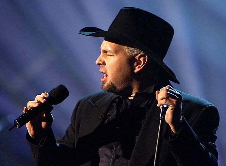Singer Garth Brooks