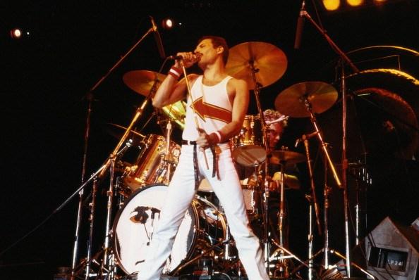 Queen Freddie Mercury