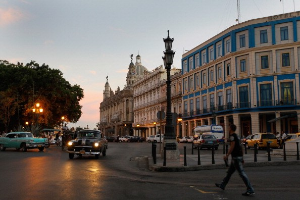 Havana, Cuba streetscape