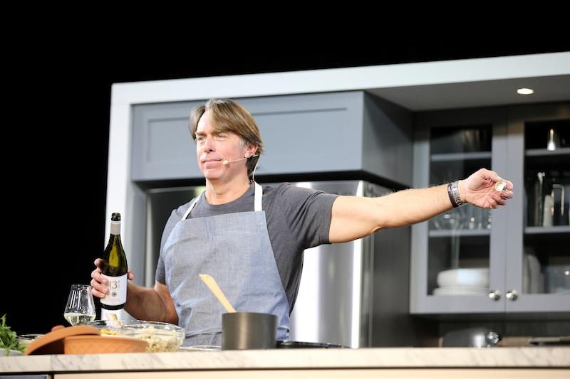 John Besh attends the Grand Tasting presented by ShopRite