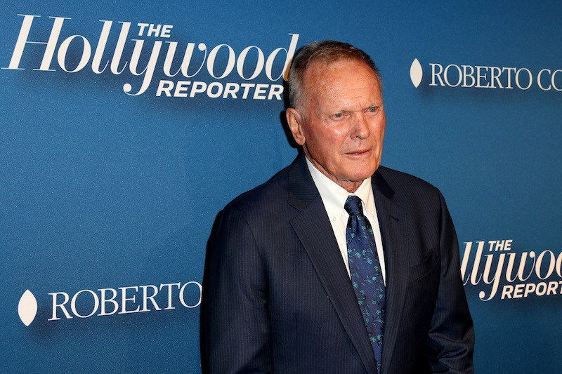 Actor Tab Hunter attends The Hollywood Reporter's 4th Annual Nominees Night at Spago on February 8, 2016