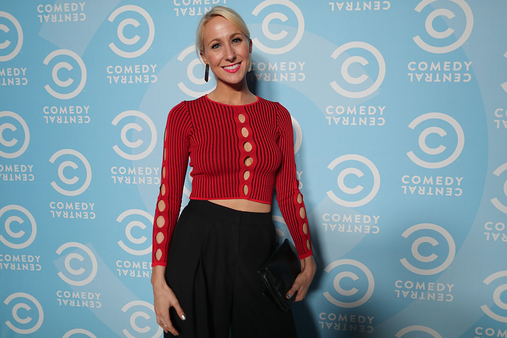 Nikki Glaser attends the Comedy Central Pre-Emmys Party at Boulevard3 on September 17, 2016 in Hollywood, California.