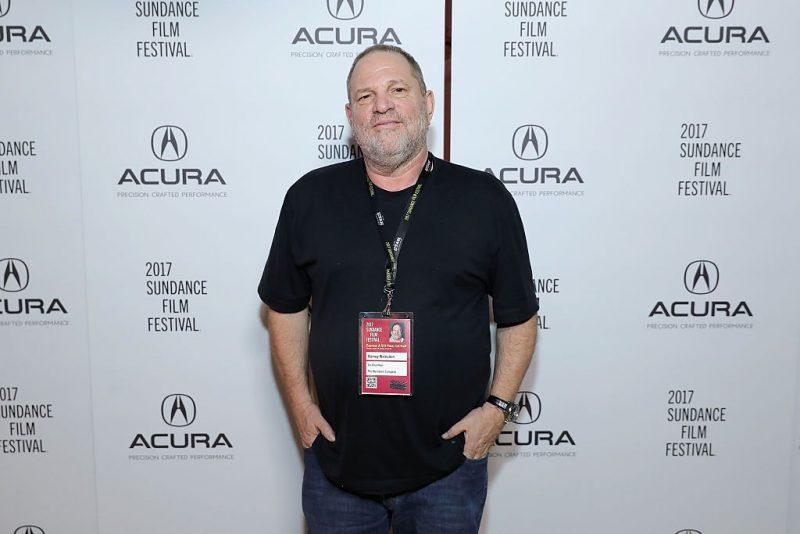 Harvey Weinstein in 2017